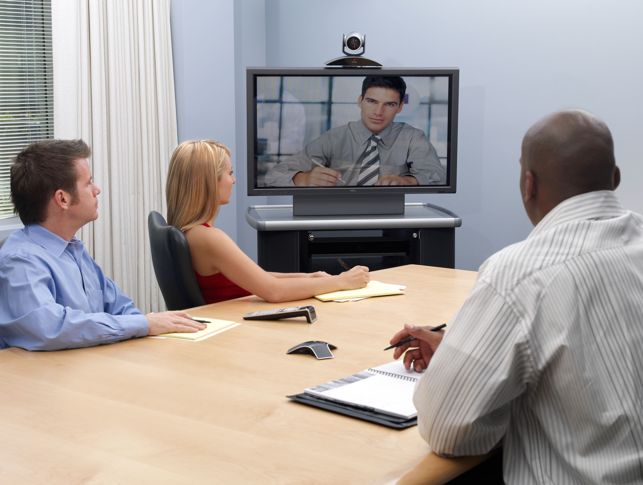 business-video-conference